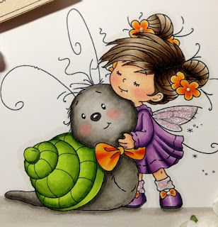 Colorful Copic Creations: Whimsy Challenge:
