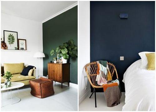 Colores Para Paredes Como Pintar Un Apartamento Moderno Decomanitas Decoracion Vintage Diy Y En 2021 Apartamento Moderno Colores Paredes Decoracion De Interiores