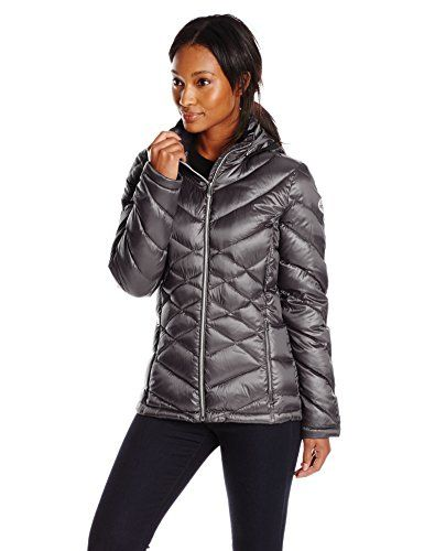 Calvin Klein Women's Packable Down Jacket | Coats & Jackets