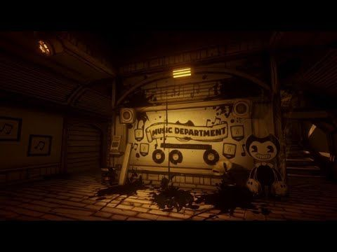 Bendy And The Ink Machine Launch Trailer Pegi Bendy The Ink