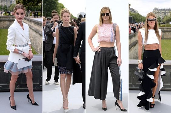 semana da moda em paris 2014 - Pesquisa Google