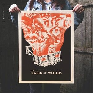 Pandora's Cabin. Check out the process at banditodesignco.com/blog