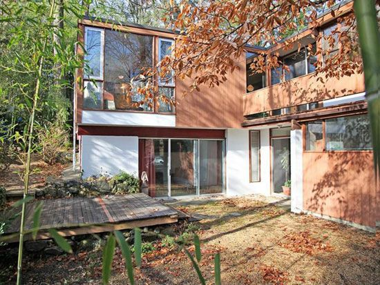 1960s Wilson Enrique Garces-designed midcentury modern property in ...