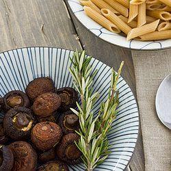 Roasted Cremini Mushrooms with Fresh Herbs — Punchfork