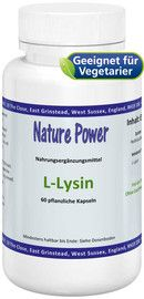 L-Lysin hilft bei einer Erkrankung durch Herpes Viren bei Katzen (Auch ein Schnupfenvirus)