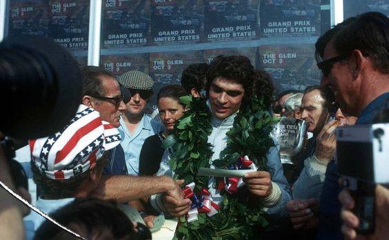 Francois Cevert, Watkins Glen 1972 winner