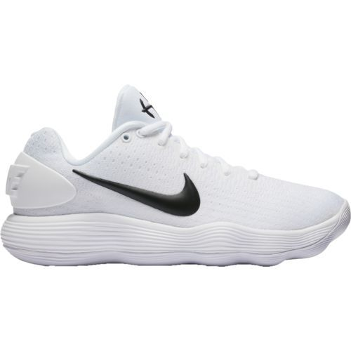low white basketball shoes