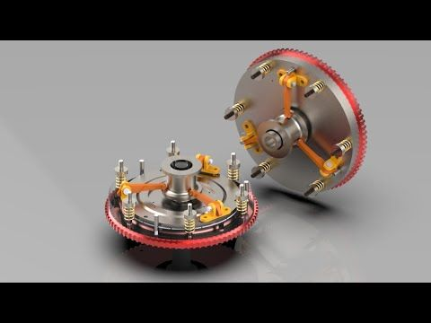 Solidworks Tutorial 160 How To Design A Single Clutch Plate Assembly In In 2020 Solidworks Tutorial Solidworks Mechanical Design