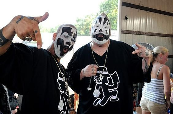 insane clown posse live | Live from Insane Clown Posse's Gathering of the Juggalos | Village ...