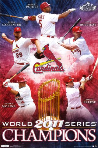 St. Louis Cardinals.  My dad and I used to listen to them on the radio.  My grandpa reminded me of Dizzy Dean.  My love of the Cards goes way back.  Wishing LaRussa all things good, and good riddance to Pujols.  Sorry, I hold grudges!