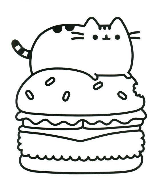 Dibujos Faciles Con Imagenes Dibujos Kawaii Para Imprimir