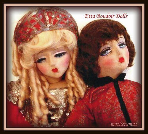 Etta Boudoir Dolls