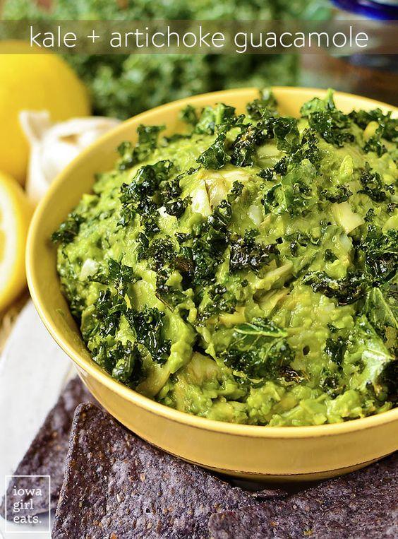 ... , gluten-free, vegan dip recipe for any occasion! | iowagirleats.com