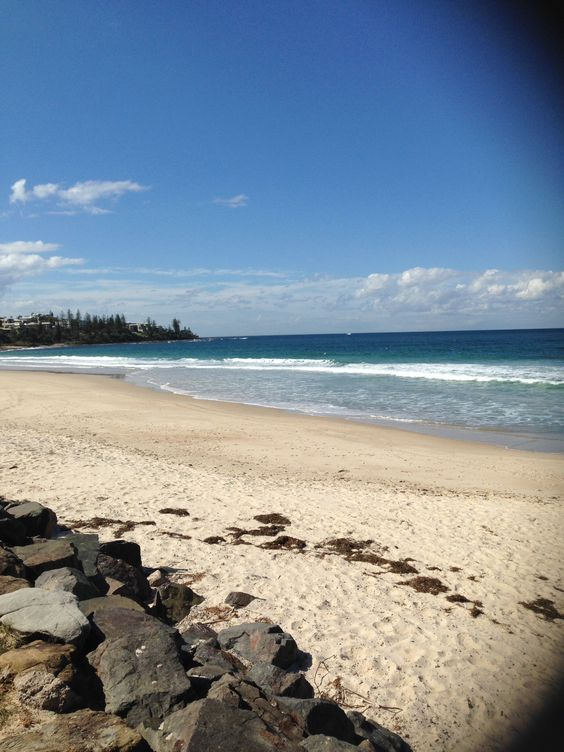 Kings Beach, Caloundra Queensland Australia