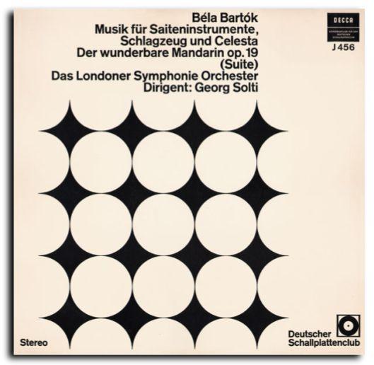 Béla Bartók - Musik für saiteninstrumente, schlagzeug und celesta