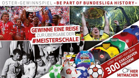 Gewinnt beim #Oster-Gewinnspiel von @bundesliga_de mit den Tagesgewinnen viele blau-weiße Preise! #hahohe https://t.co/uvBLZmWH6B