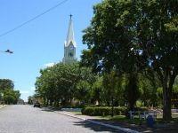 Igreja e praça