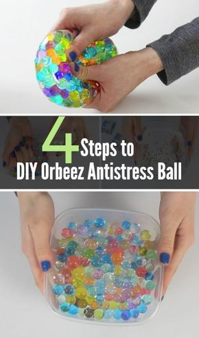 Step 1: To Do a Orbeez Waterballs Stressballs You Need!!! Today I show you how to make Orbeez Waterballs Stressballs and DIY Anti Stress Ball! Diy Orbeez Stress Ball you will need: – Orbeez – Trasparent Balloon – Water;