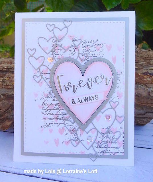 Congratulations Kris And Jasmin Lorraine S Loft Valentine Love Cards Valentine Wedding Card Valentines Cards
