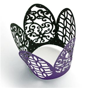 View Design #8241: cupcake wrapper Easter eggs