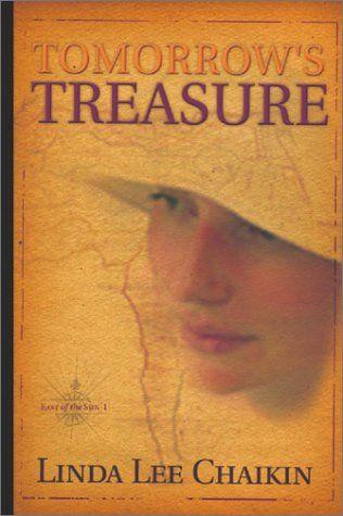 Tomorrow's Treasure (East of the Sun #1) by Linda Lee Chaikin http://www.amazon.com/dp/1578565138/ref=cm_sw_r_pi_dp_Dl96ub16AZHBN
