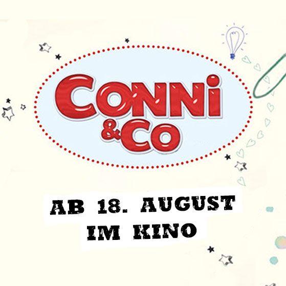Morgen startet #Conni und Co in den #Kinos! Emma #Schweiger als Conni. Bei uns bekommt ihr u.a. das Buch zum Film!