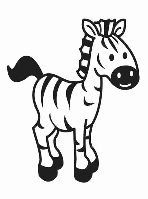Coloring Book For Kids Best Of Kids Page Zebra Coloring Pages Zebra Coloring Pages