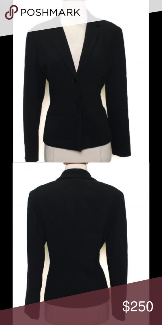 Ann Taylor LOFT Women's Jacket New without tags blazer in great condition.  Very classy & dressy.  2 button closure.  Shell is 36% acetate & 32% polyester & 32% rayon.  Lining is 55% acetate & 45% rayon. Ann Taylor LOFT Jackets & Coats Blazers