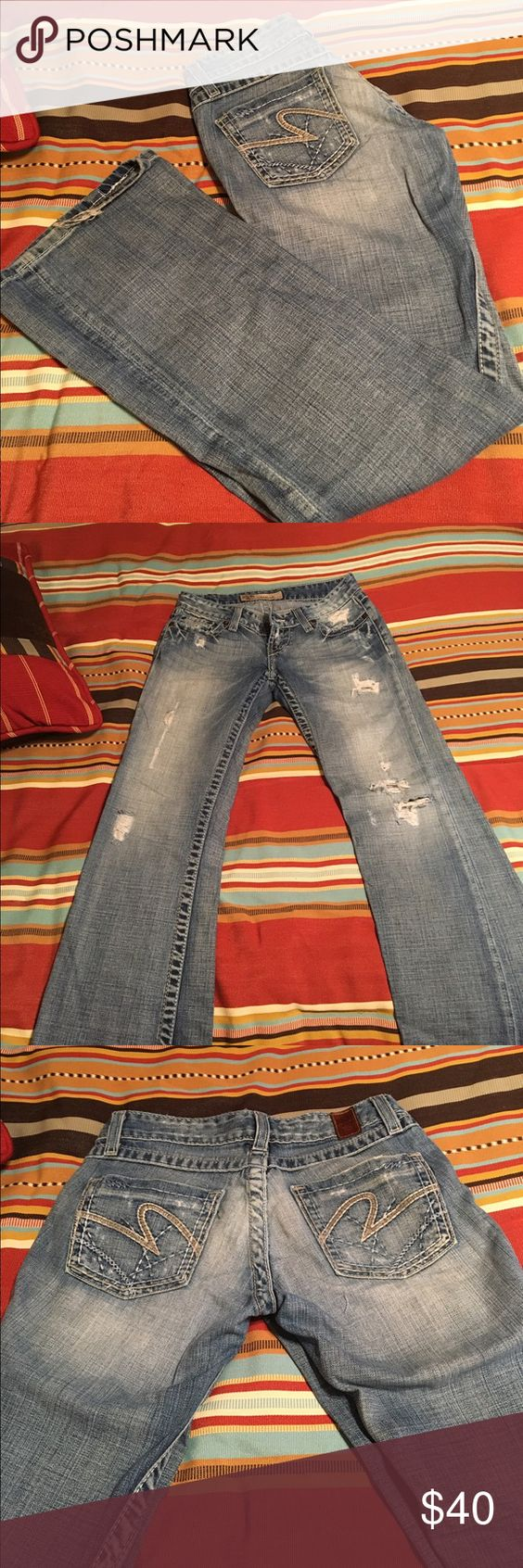 BKE Jeans Size 24, inseam 31 1/2, bootcut BKE Jeans. In good condition. BKE Jeans Boot Cut