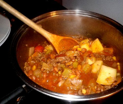 Cowboy Stew Recipe - Recipezazz.com