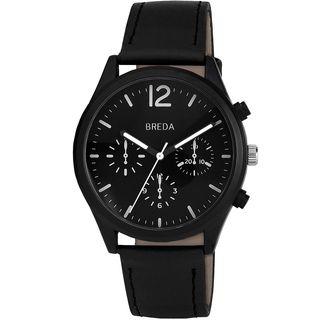 $27.00;  http://www.overstock.com/Jewelry-Watches/Breda-Mens-James-Black-Band-Watch/8297371/product.html?refccid=RBYTXDAFUCGKCO2DVI3FUBBU2M&searchidx=105