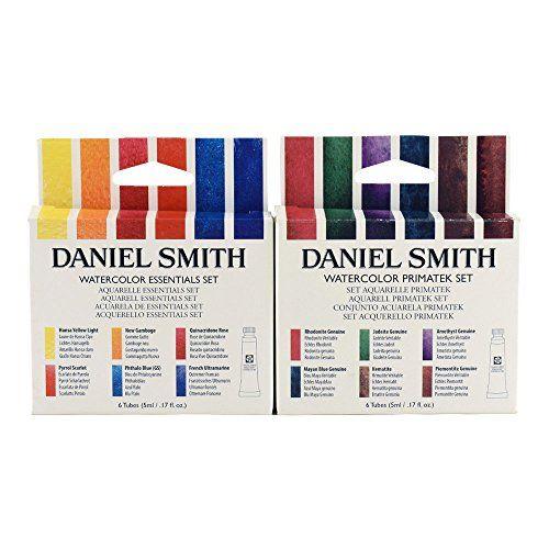 Daniel Smith Primatek Essential Combo Set Daniel Smith Https