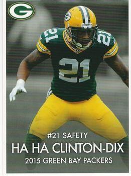 Jerseys NFL Cheap - 2015 Green Bay Packers Police #14 Ha Ha Clinton-Dix Front ...
