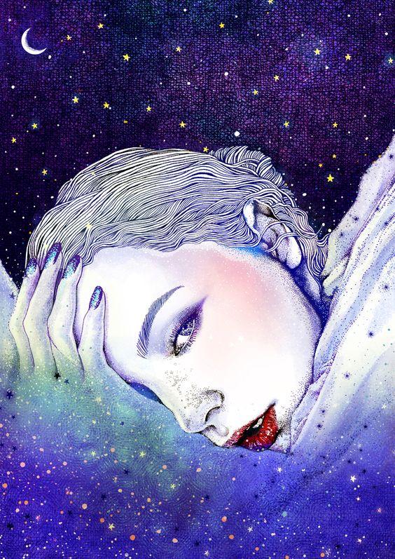MOONLIGHT by Hajin Bae, 2016 for Erica Coburn Hajin Bae(a.k.a. Soulist Aurora) twitter l facebook l instagram