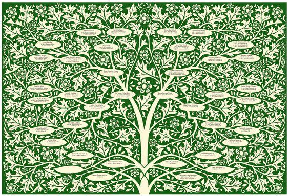 family tree art - Google Search