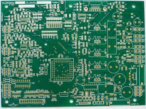 12 Layers Pcb With Via In Pad In 2020 Circuit Board Printed Circuit Boards Circuit