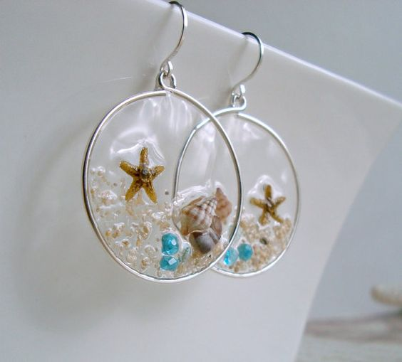 Hey, I found this really awesome Etsy listing at https://www.etsy.com/listing/178070112/hawaiian-shell-earrings-beach-hoop