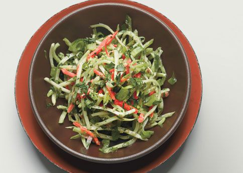 Winter, Broccoli slaw and Asian slaw on Pinterest