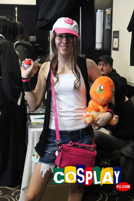 Hilda Cosplay from Pokemon in Con-G: Guelphs Anime and Geek Culture Convention 2013 CA