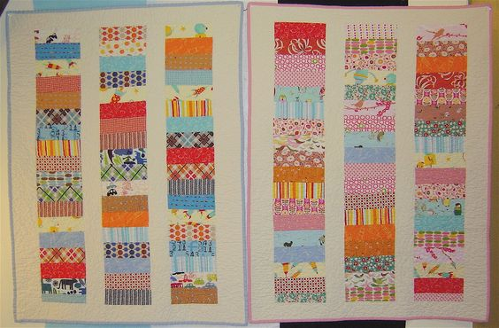 Two Baby Coin Quilts   Flickr - Photo Sharing!