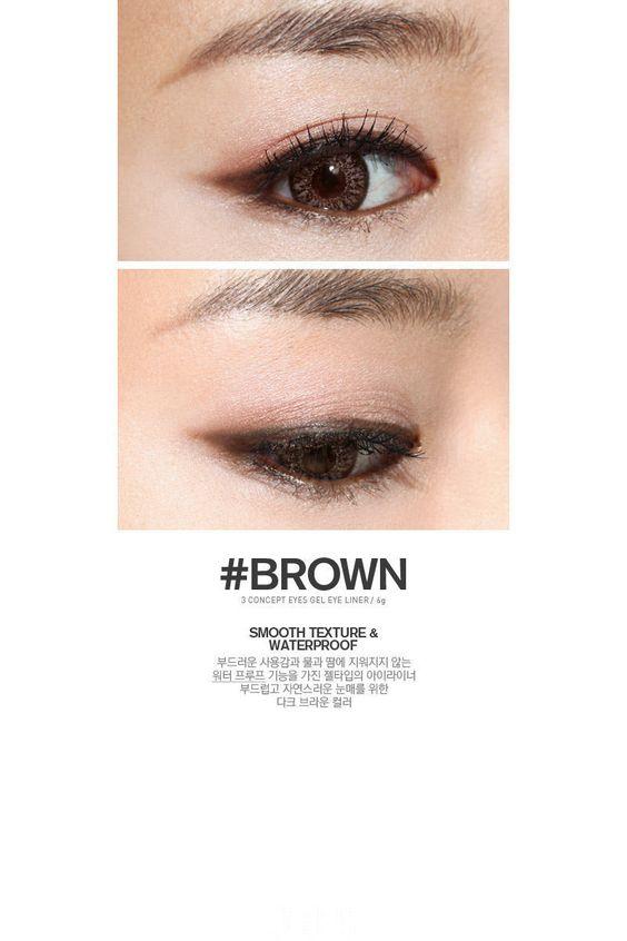 3CONCEPT - Cosmetics  Eyeliner/Mascara  stylenanda SUCU00386464_stylenanda_Eyeliner/Mascara_Cosmetics_en.thejamy.com