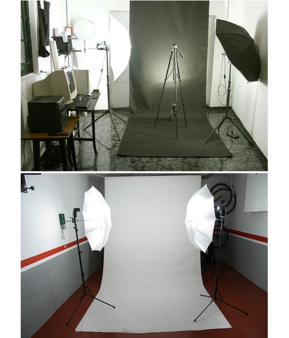 Estudios de Fotografia caseros grandes