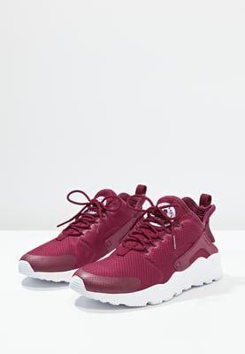 Baskets basses Nike Sportswear AIR HUARACHE RUN ULTRA , Baskets basses , noble red/white