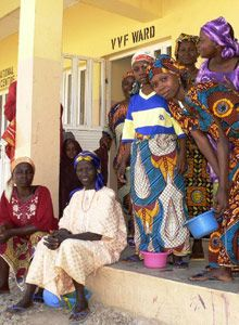 Rotarian Action Group expands maternal health project in Nigeria
