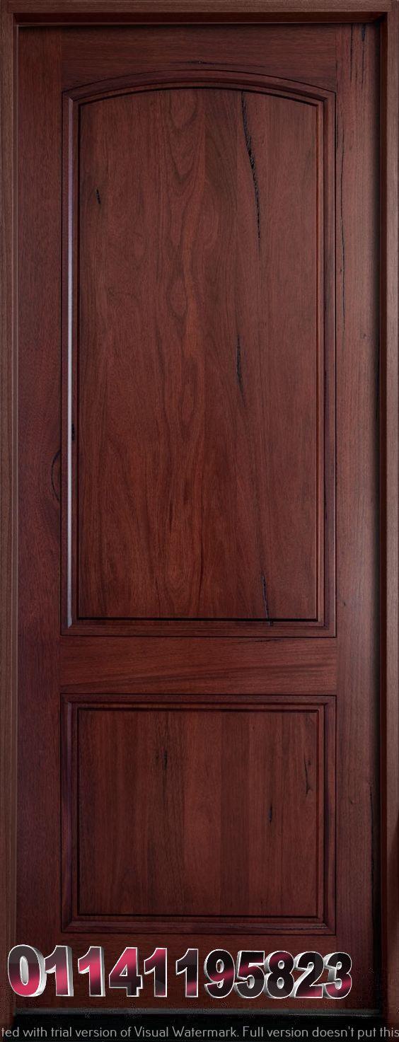 ابواب خشب مودرن Modern Door Modern Home