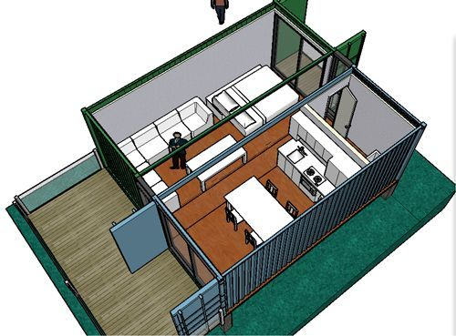 Fine Little Blog 12 Container House Container House Plans Building A Container Home Shipping Container Home Designs