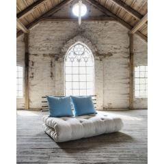 Canapé lit Toika Matelas Futon et tête de lit