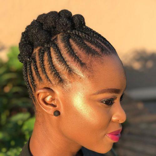 Coiffures Ado Coiffures Afro Coiffures Boheme Coiffures Boucle Coiffures Brune Coiffures Carr Cheveux Naturels Coiffure Naturelle Cheveux Naturels Courts