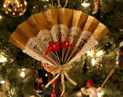12 best Historical DIY's images on Pinterest | Christmas crafts, Victorian  crafts and Beaded christmas ornaments