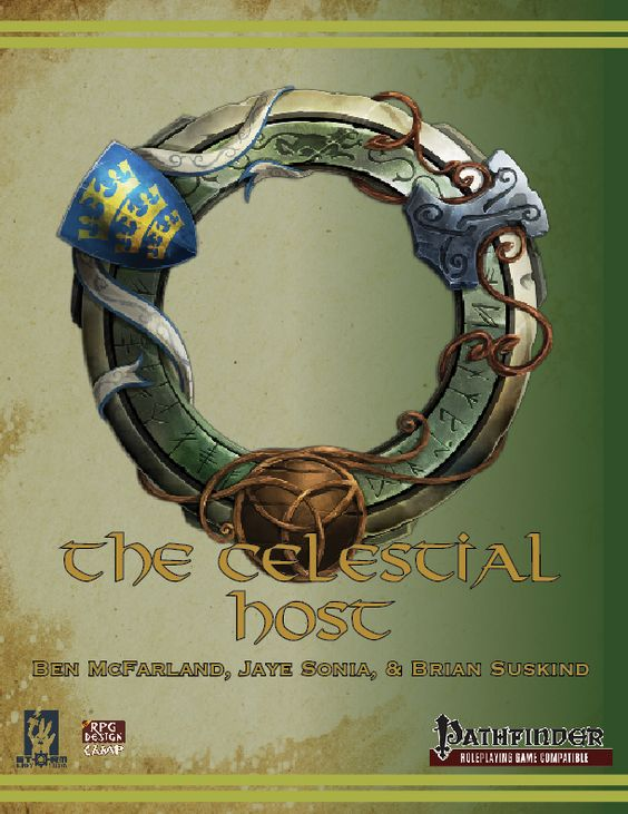 Cover of The Celestial Host